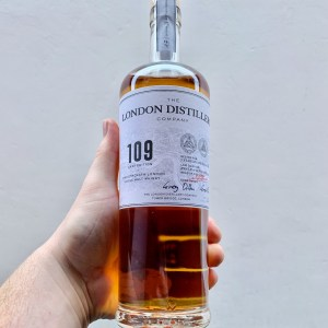 The London Distillery Company Rye Whiskey LV-1767 Edition