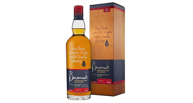Benromach Cask Strength Batch 1 Vintage 2008 Single Malt Scotch Whisky