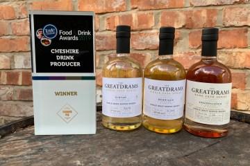 GreatDrams Single Cask Scotch Whisky