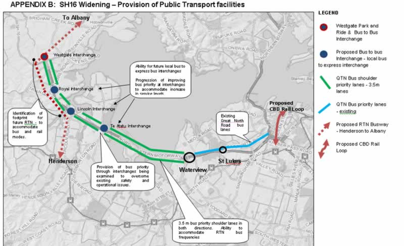 Northwest Busway – update - Greater Auckland