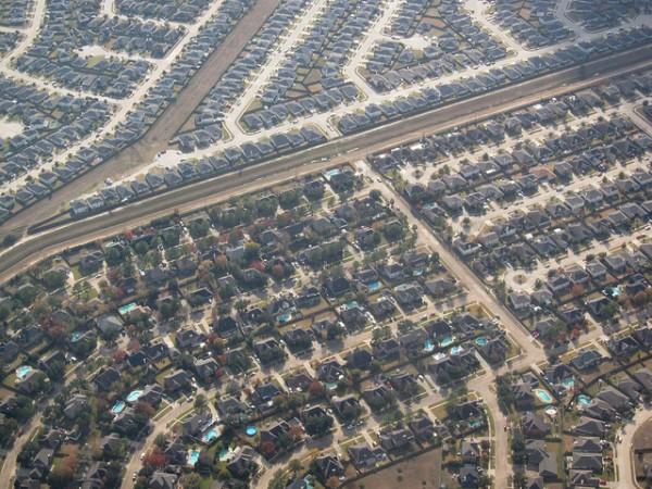 Suburban Houston