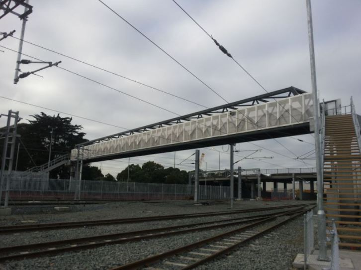 Drivers Bridge