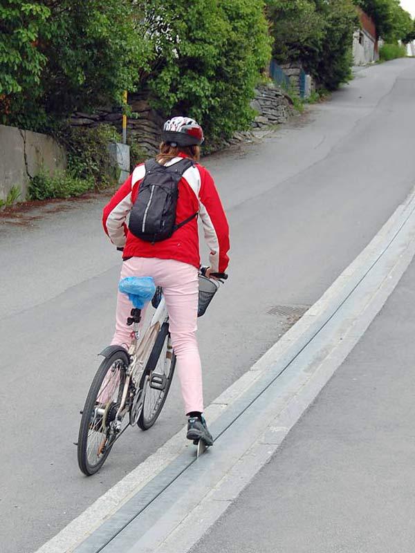 Bike Lift, Norway, Via Atlantic Cities