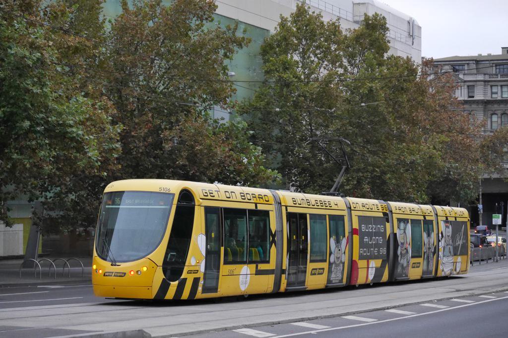 Light Rail in Melbourne 2