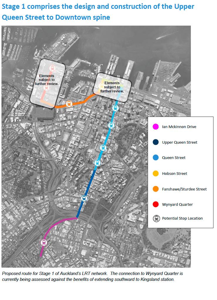 LRT Stage 1.0
