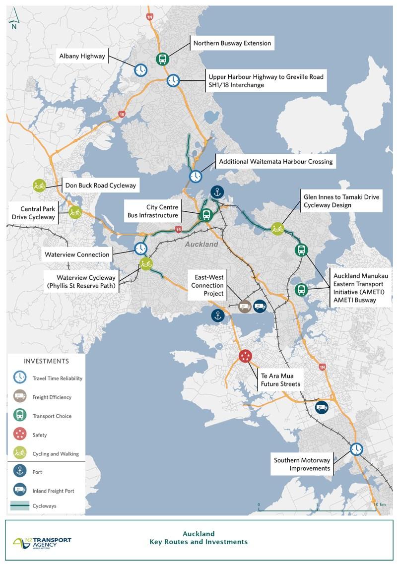 NLTP map auckland