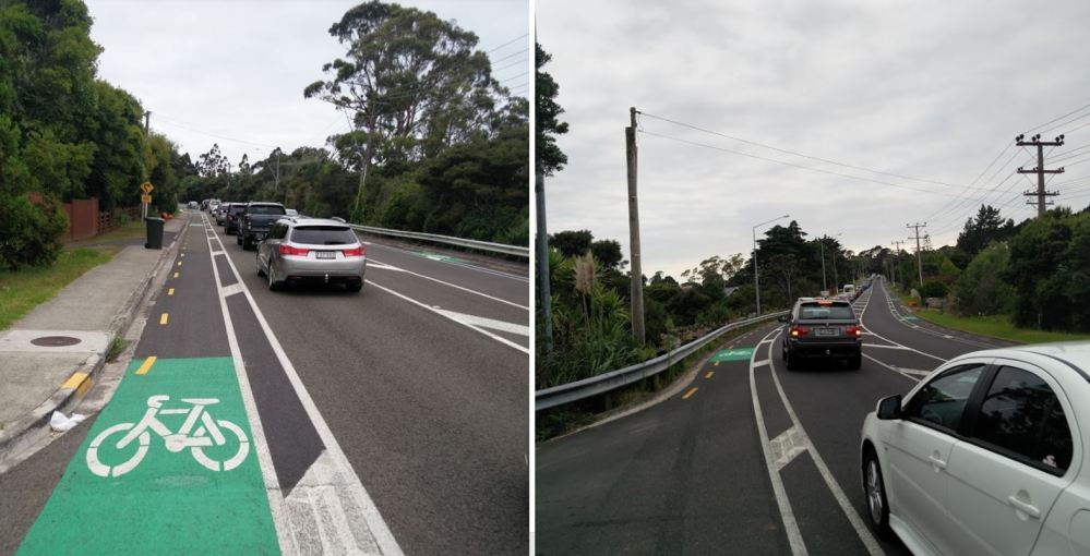 Upper Harbour Drive Congested 3