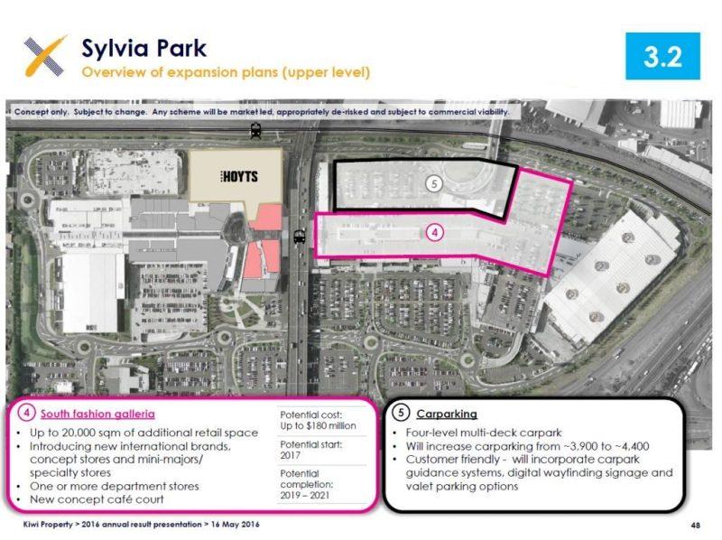 Sylvia Park 2