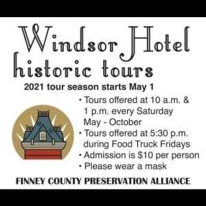 Windsor Hotel Tours @ Windsor Hotel