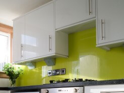 Splashback Green