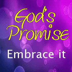 Sermon: God's Promises: Embrace It – Sunday, March 15, 2015
