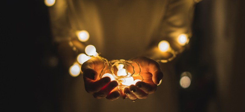 Give light to the world be generous