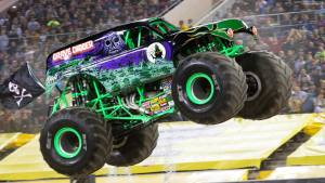 Monster Jam @ NRG Stadium | Houston | Texas | United States