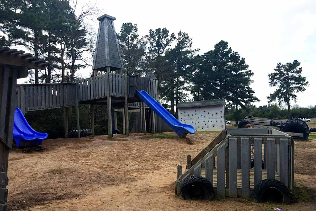 Jerry Matheson Park (a k a  Tomball's Tire Park) | Greater