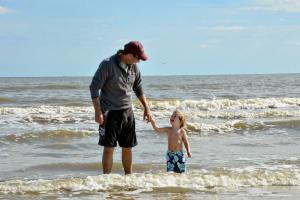 Beach Explorations at Galveston Island SP @ Galveston Island State Park  | Galveston | Texas | United States