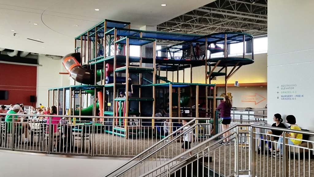 The Woodlands Church Indoor Play Area