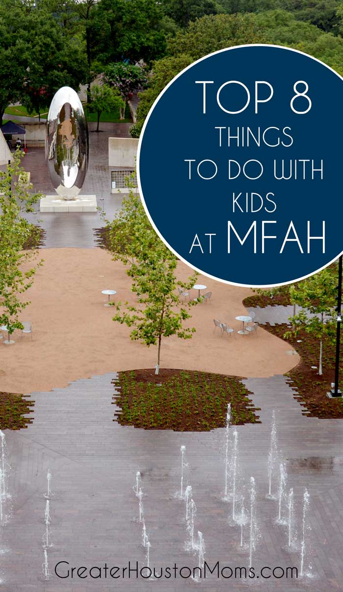 MFAH with Kids (Houston, TX)