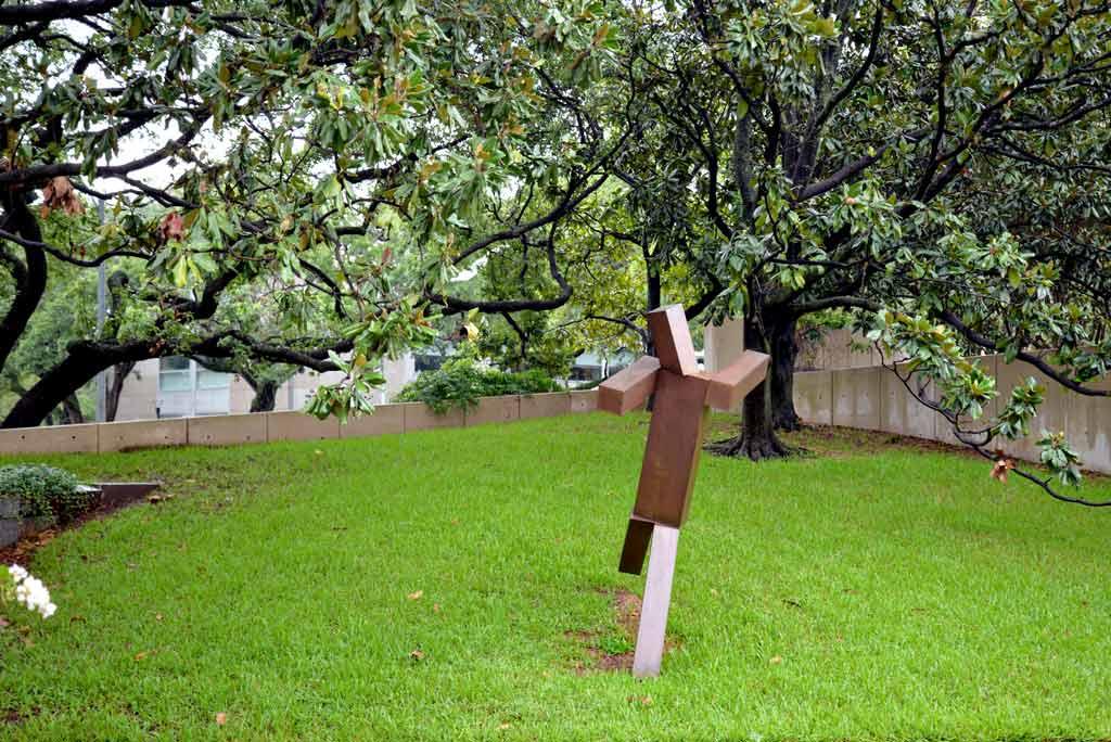 MFAH Cullen Sculpture Garden