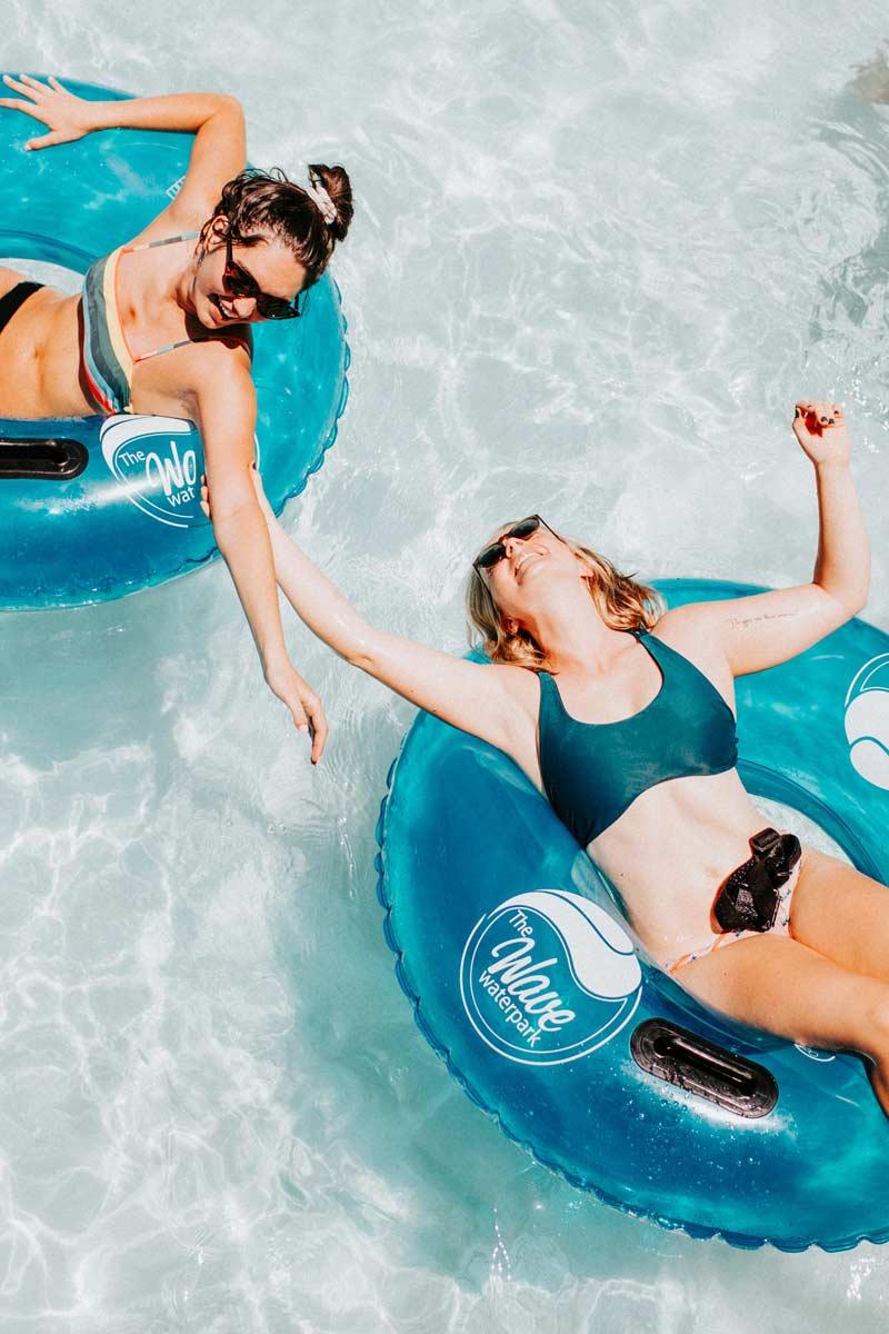 Women Waterpark Tube