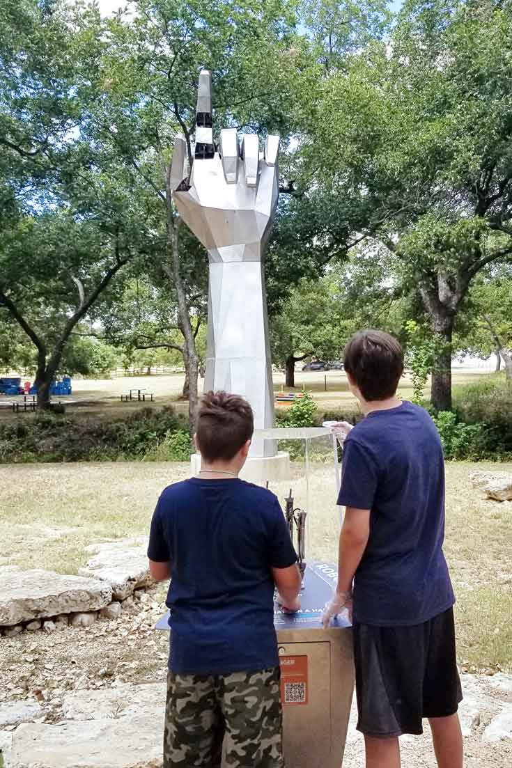 Ultimate Texas Hill Country Roadtrip with Kids   Science Mill #texas #hillcountry #travelwithkids #roadtrip
