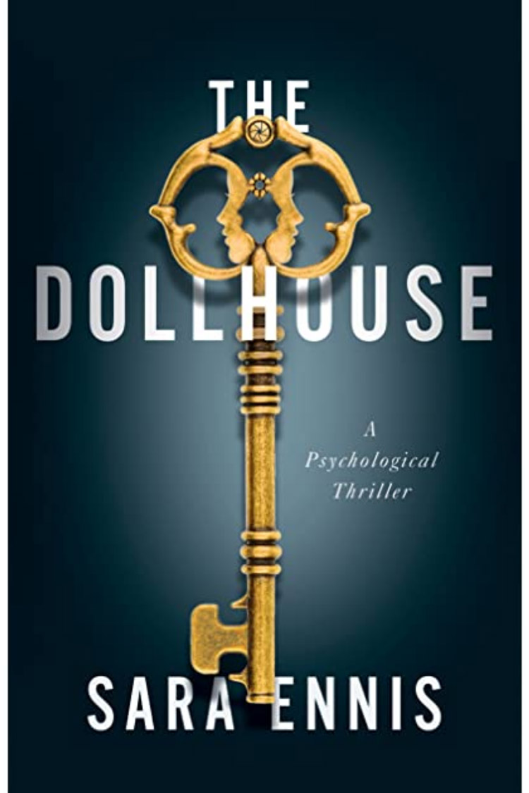 GHM October Book Club   The Dollhouse by Sara Ennis is a psychological thriller perfect for the creepies month of the year! Come read with us. #BookClub #Booklife #Reading #SaraEnnisTheDollhouse