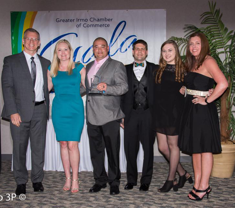 Clarks Pest Control Winner At Gala 2017