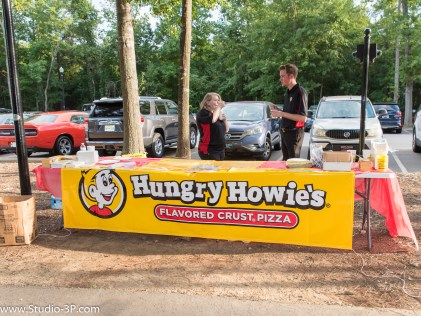 Hungry Howie's Booth