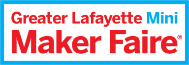 Greater Lafayette Mini Maker Faire logo