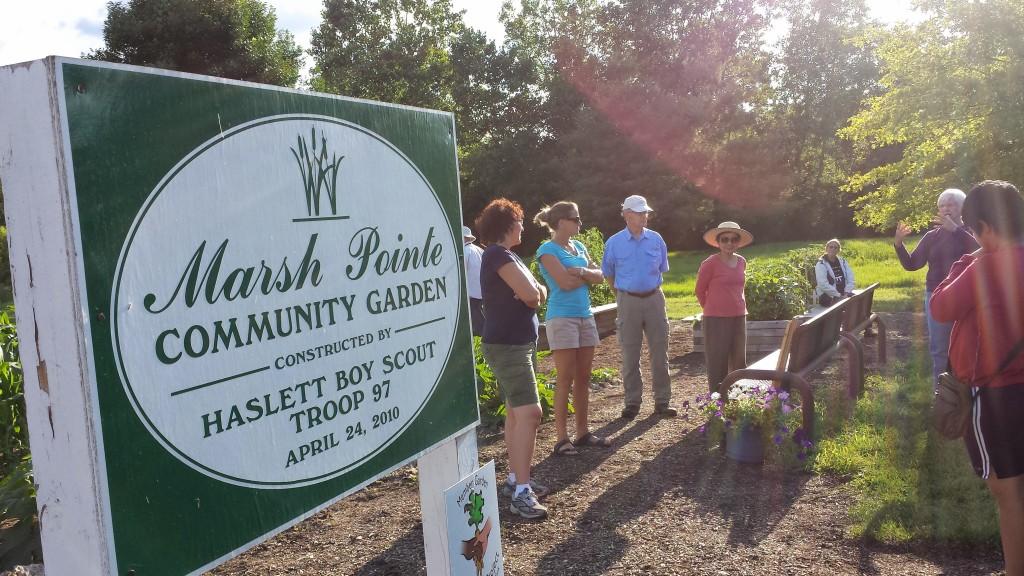 Marsh Pointe - Sign 1