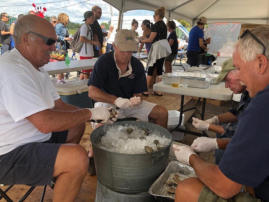 Blue Craw Crab Festival