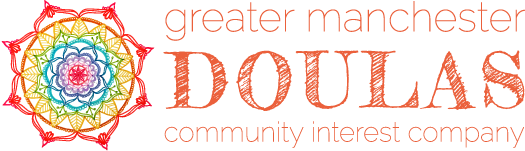 Greater Manchester Doulas Community Interest Company Logo