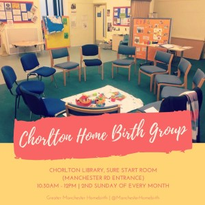 Image of Chorlton home birth group