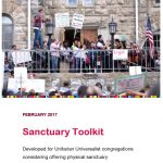 Sanctuary Toolkit from the UUA