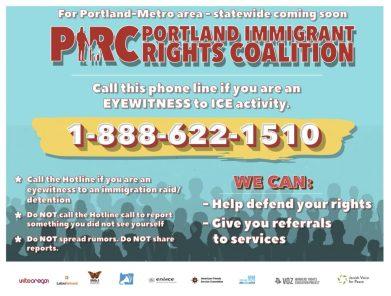 Portland Hotline