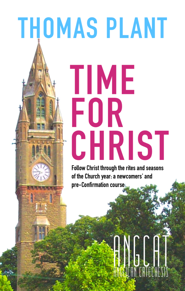 Time for Christ cover