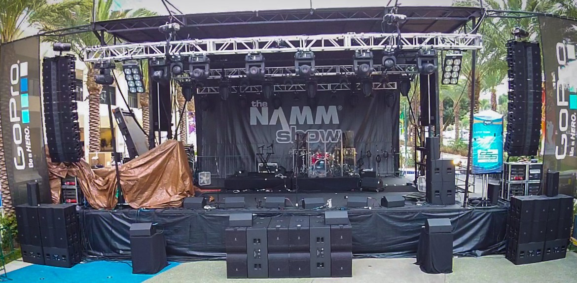 Stage-Front