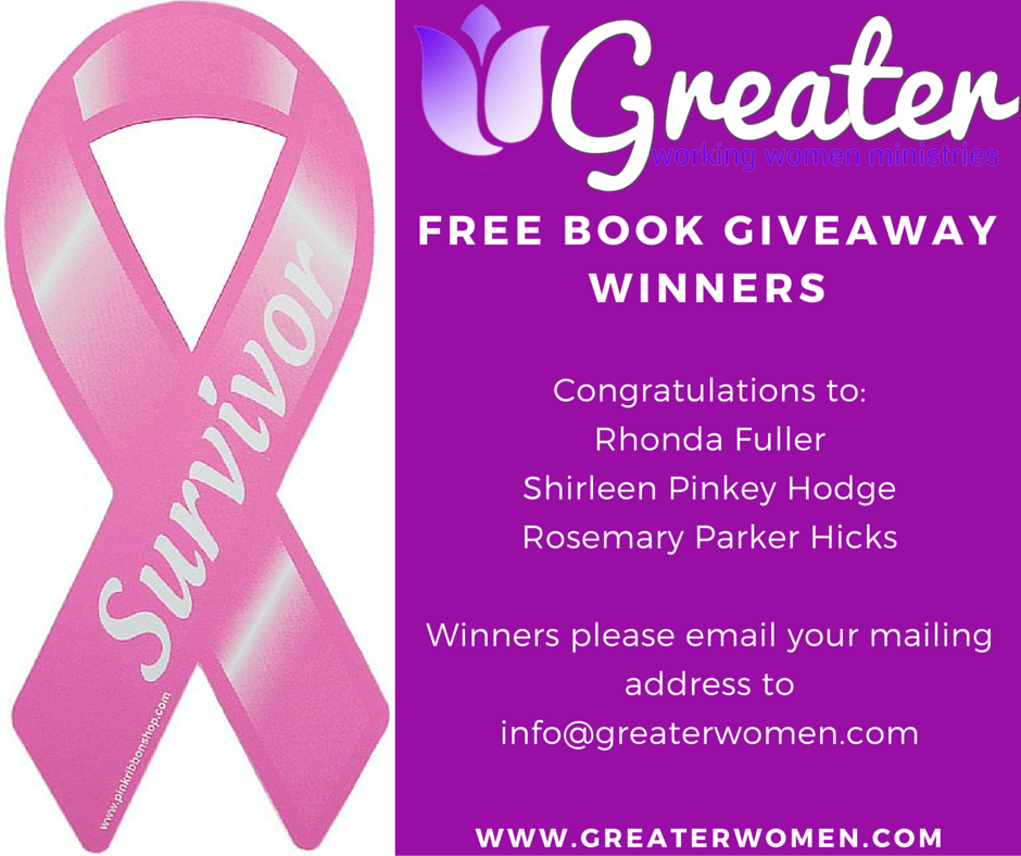 Free breast cancer giveaways