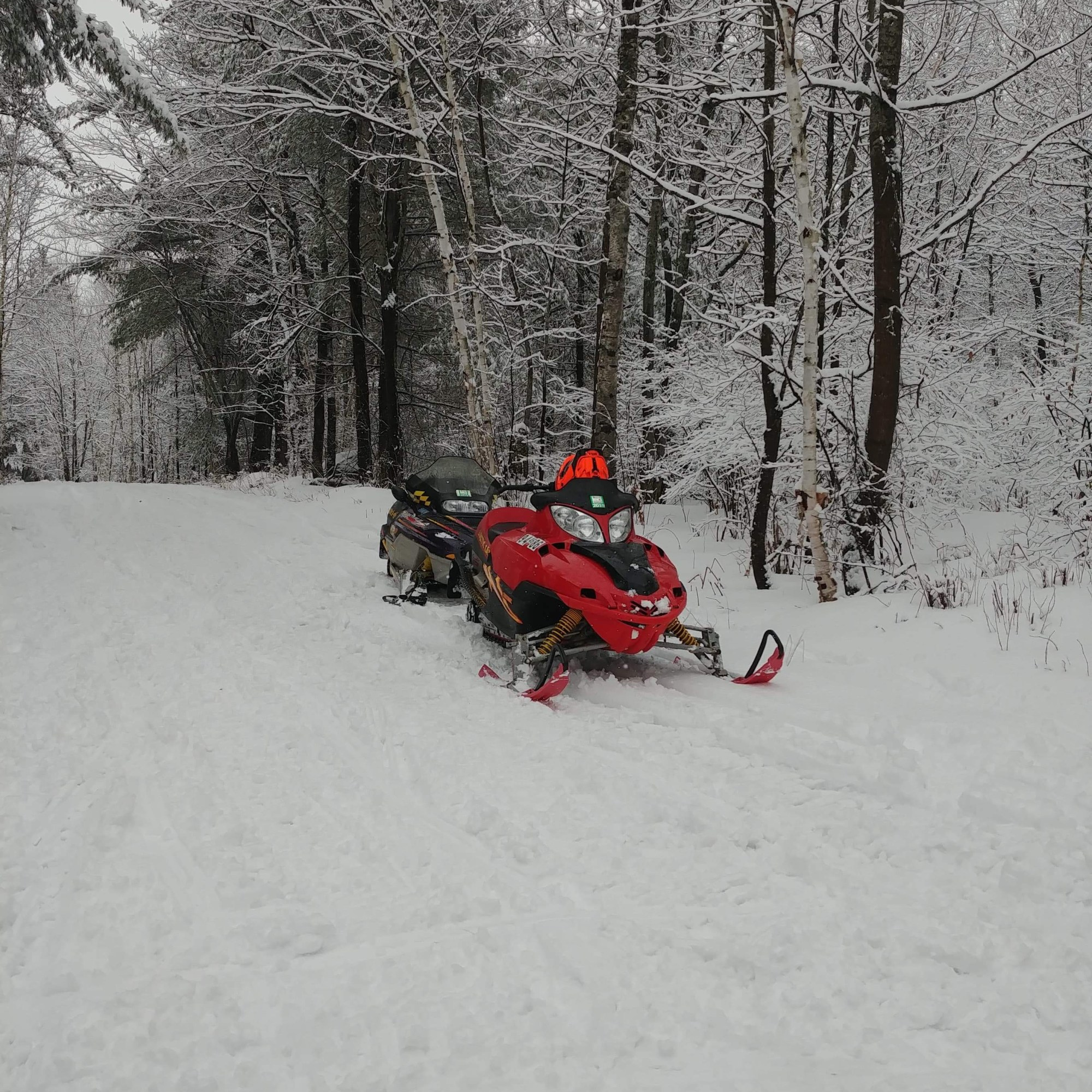 French River Snowmobile Trail