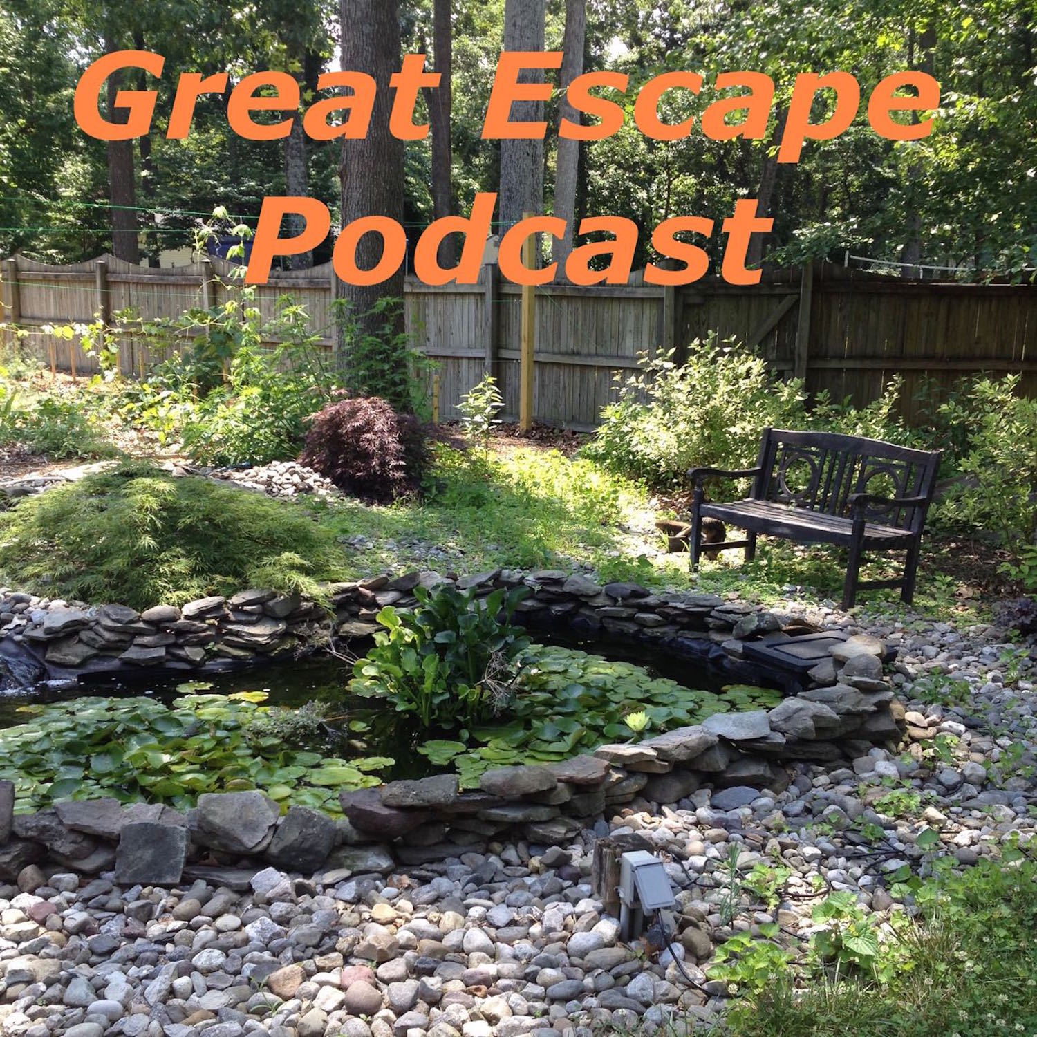 Epi012 – Great Escape Podcast Covering Companion Planting