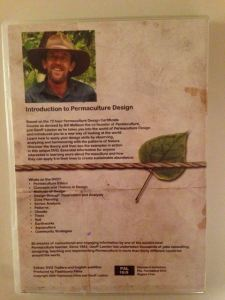 Introduction to Permaculture Design DVD Review Back