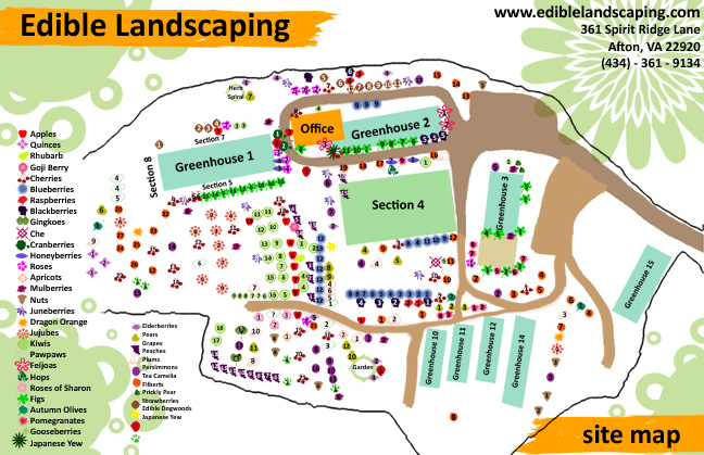 An Edible Landscaping Nursery Review
