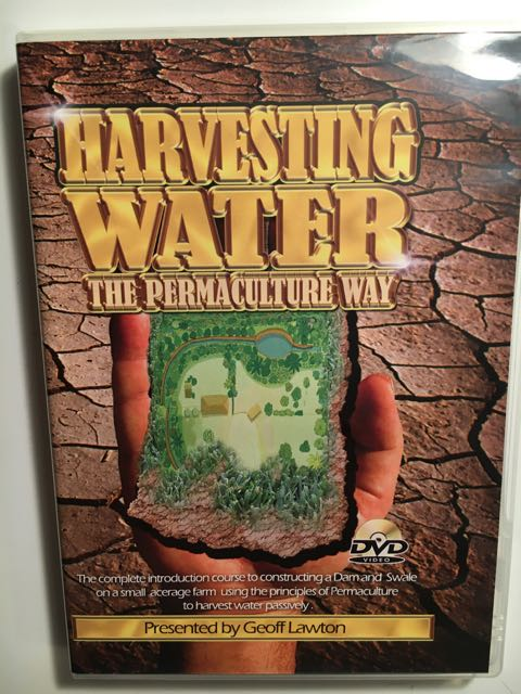 Harvesting Water the Permaculture Way DVD Review