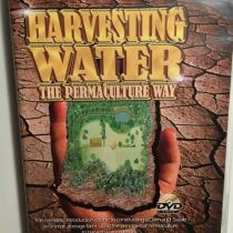 Harvesting Water the Permaculture Way DVD Review - Front