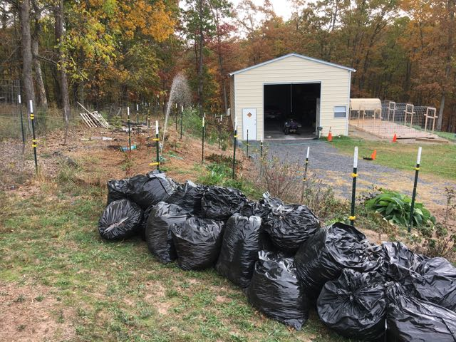 West Virginia Sustainable Homestead Update – October 2016