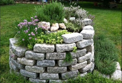 Herb Spiral with Michael Judd | Permaculture