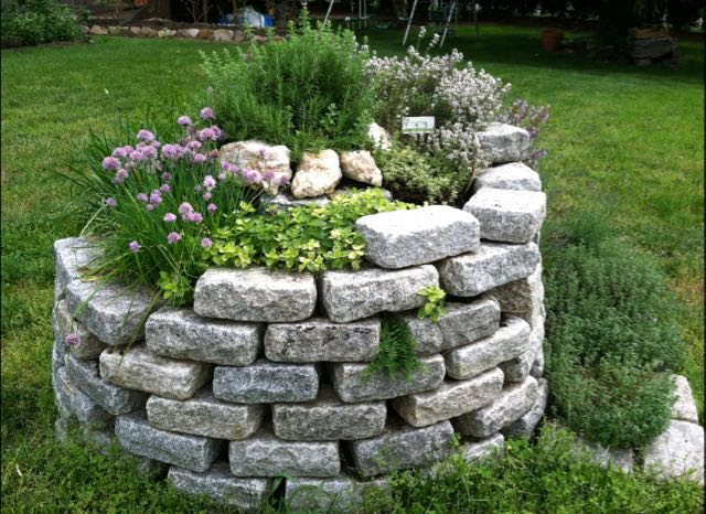 Herb Spiral with Michael Judd   Permaculture