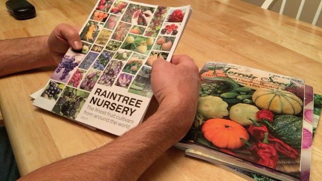 Favorite Plant Nursery Magazines and Seed Catalogs