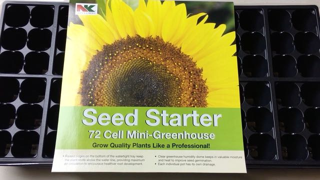 Seed Starting Indoors to Save Money