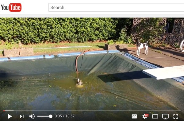 How To Open A Swimming Pool - video