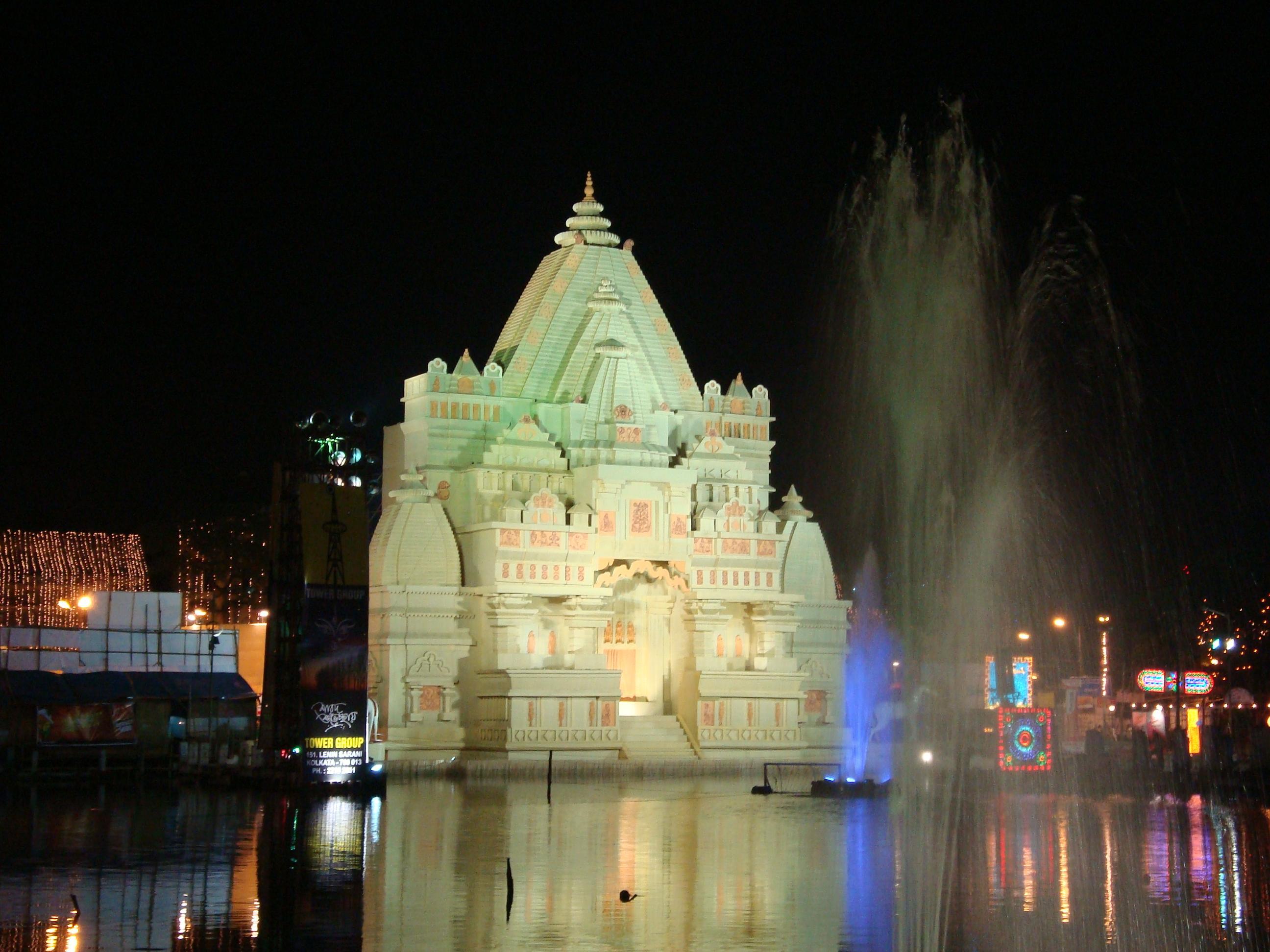 North Kolkata Pandal
